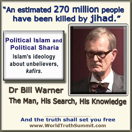 Bill Warner - Political Islam, Persecution of Infidels Kafirs
